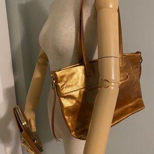 Super cute HOBO shoulder bag & wallet